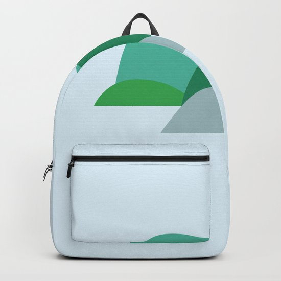 Exotic Island Backpack