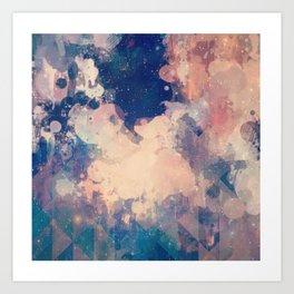Starry Dreams Art Print