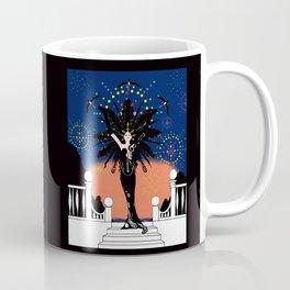 La Grande Vie Mardi Gras Coffee Mug