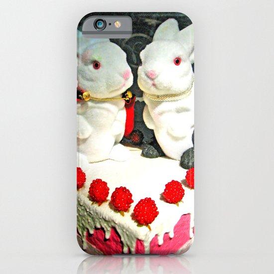 Rabbies iPhone & iPod Case