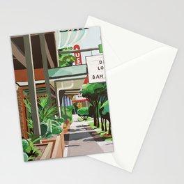 Cactus Cafe Stationery Cards