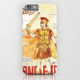 Armor of God - Ephesians 6:10-17 iPhone Case