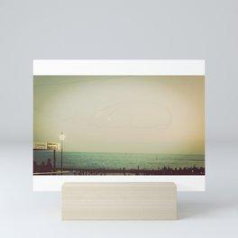 Soaring Sunset Over Clacton Pier Mini Art Print