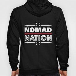 Nomad Nation Hoody
