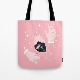 Deep In The Heart Tote Bag