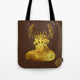 Ilvermorny Horned Serpent Tote Bag