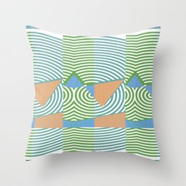 Eye Wonder #19 Throw Pillow
