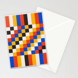 Pixels: Bauhaus Edition Stationery Cards