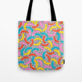 I Love Memphis Patterns Tote Bag
