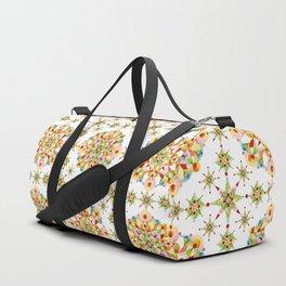 Sparkly Carousel Confetti Duffle Bag