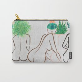 A Fern Among Us Carry-All Pouch