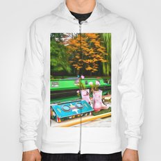 Colors On A Canal London Hoody