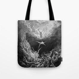Gustave Doré's The Last Judgement Tote Bag