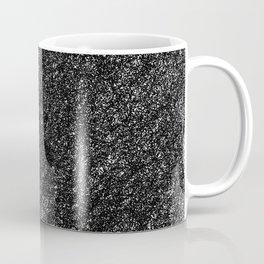 Static Abstract Coffee Mug