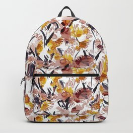 Watercolor Floral 2 Backpack