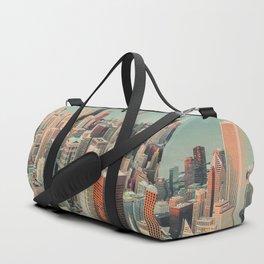 CHICAGO SKYSCRAPERS Duffle Bag