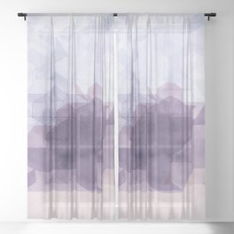 ABS#15 Sheer Curtain
