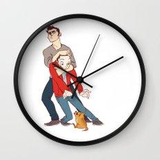 goober derek Wall Clock