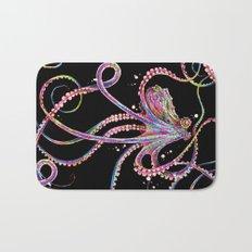 Reverse Drunk Octopus Bath Mat