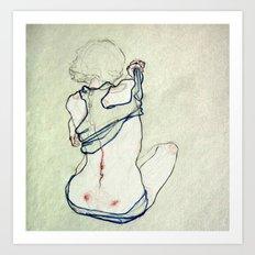 Obs. VI Art Print
