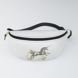 UNICORN OVERCOMING AN OBSTACLE Fanny Pack