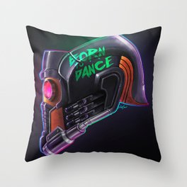 Born to Dance Throw Pillow