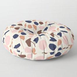 Pondering Floor Pillow
