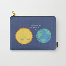 Positive planet Carry-All Pouch