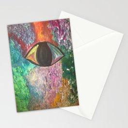 bad luck Stationery Cards