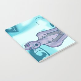 Thrum of the Heart Pinup Notebook