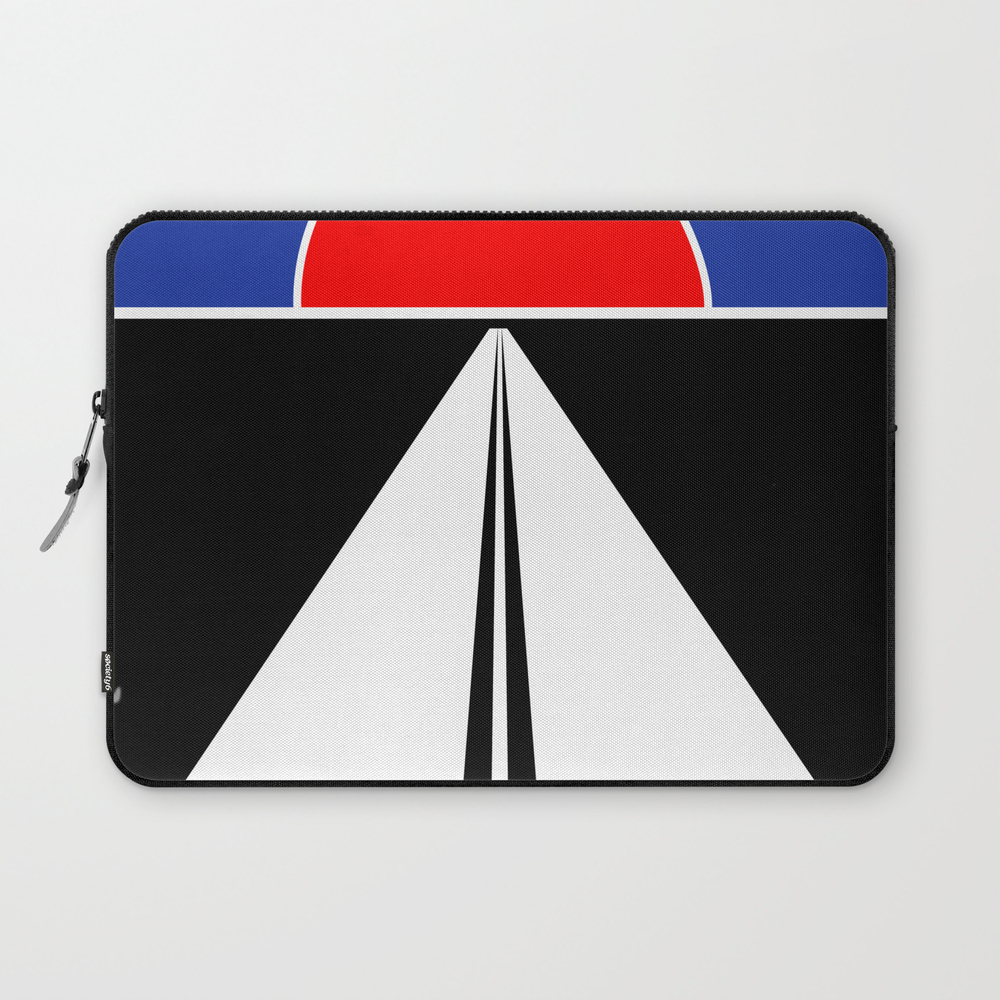 Cannonball Run Laptop Sleeve LSV8750021