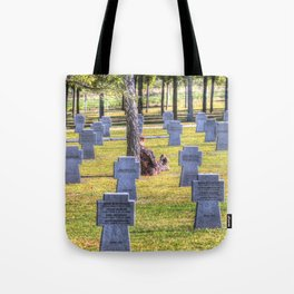 The Futility Of War Tote Bag