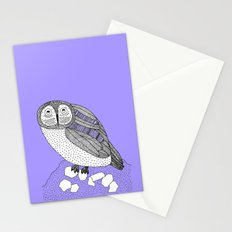another owl Stationery Cards