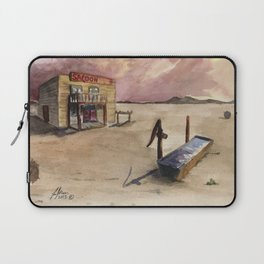 The Lone Saloon Laptop Sleeve
