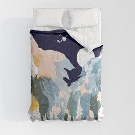 National park Comforters