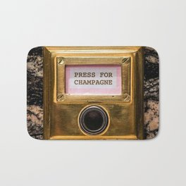 Champers Bath Mat