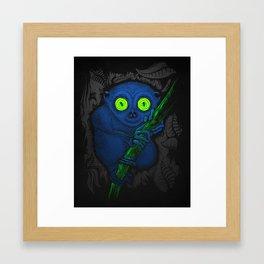 Regarde-moi! Framed Art Print