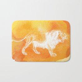 Color Spot Safari Lion Bath Mat