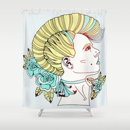 untitled 11 Shower Curtain