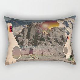 astro_buchi Rectangular Pillow