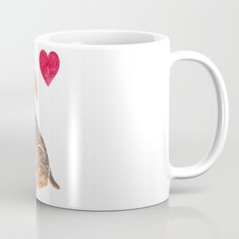 Watercolour Airedale Terrier Coffee Mug