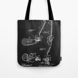 Adjustable Golf Club Patent Tote Bag