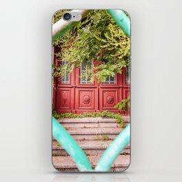 Greenery iPhone Skin