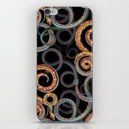 Scitalis iPhone Skin