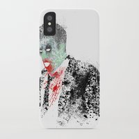 kieren walker iPhone & iPod Cases featuring Walker by Evan