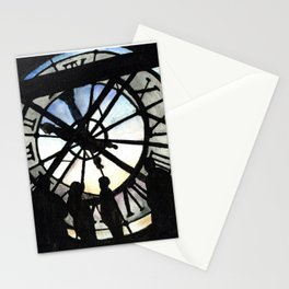 Musée d'Orsay Clock Stationery Cards