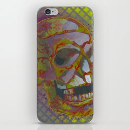 Skull 3 iPhone Skin