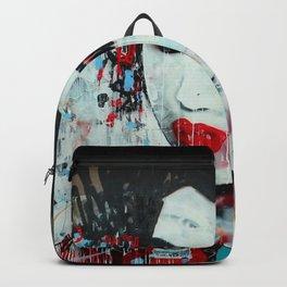 Urban Street Art: Geisha Backpack