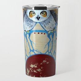 Ganawenimjige (Protector) Travel Mug