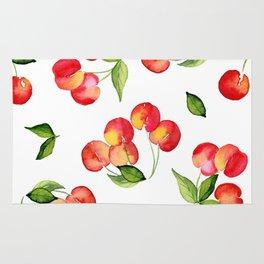 Bowl of Cherries Rug